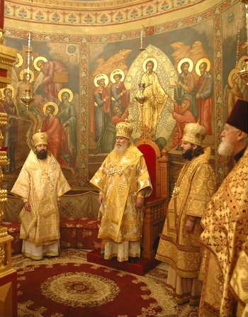 избрание патриарха